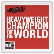 Click here for more info about 'Reverend And The Makers - Heavyweight Champion Of The World - White Vinyl'