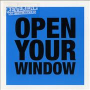 Click here for more info about 'Reverend And The Makers - Open Your Window'