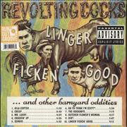 Click here for more info about 'Revolting Cocks - Linger Ficken Good And Other Barnyard Oddities  180g'