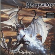 Click here for more info about 'Rhapsody - Power Of The Dragonflame + Poster'