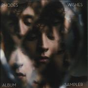 Click here for more info about 'Rhodes - Wishes - Album Sampler'