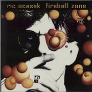 Click here for more info about 'Ric Ocasek - Fireball Zone'