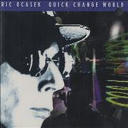 Click here for more info about 'Ric Ocasek - Quick Change World'