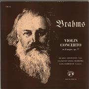 Click here for more info about 'Ricardo Odnoposoff - Brahms: Viiolin Concerto in D Major, Op.77'
