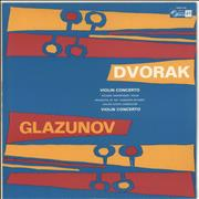 Click here for more info about 'Ricardo Odnoposoff - Glazunov: Violin Concerto in A Minor, Op.82 / Dvorák: Violin Concerto in A Minor, Op.53'