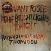 Click here for more info about 'Richard & Linda Thompson - I Want To See - 180 Gram - Sealed'