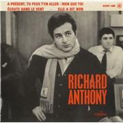 Click here for more info about 'Richard Anthony - A Présent, Tu Peux T'en Aller EP'