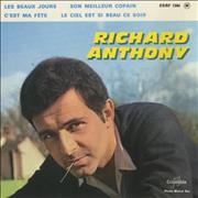 Click here for more info about 'Richard Anthony - C'Est Ma Fête EP'