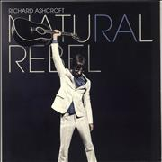 Click here for more info about 'Richard Ashcroft - Natural Rebel - 180gm'