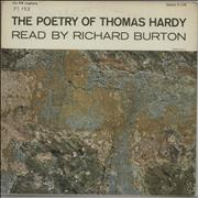 Click here for more info about 'Richard Burton - The Poetry Of Thomas Hardy'