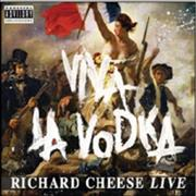 Click here for more info about 'Richard Cheese - Viva La Vodka: Richard Cheese Live'