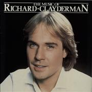 Click here for more info about 'Richard Clayderman - The Music Of Richard Clayderman'