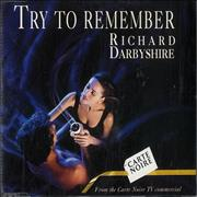Click here for more info about 'Richard Darbyshire - Try To Remember'