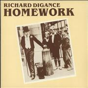 Click here for more info about 'Richard Digance - Homework'