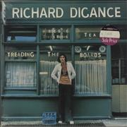 Click here for more info about 'Richard Digance - Treading The Boards - Sealed'