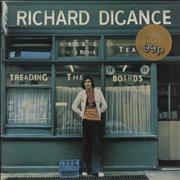 Click here for more info about 'Richard Digance - Treading The Boards'