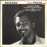 Click here for more info about 'Richard 'Dimples' Fields - I've Got To Learn To Say No!'