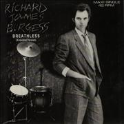 Click here for more info about 'Richard James Burgess - Breathless (Extended Version)'