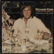 Click here for more info about 'Richard Kerr - Welcome To The Club - Test Pressing'