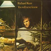 Click here for more info about 'Richard Kerr - You Will Never Know'