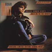 Click here for more info about 'Richard Marx - Endless Summer Nights + Print'