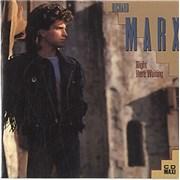 "Richard Marx Right Here Waiting Austria 3"" CD single"