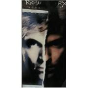 Richard Marx Rush Street UK cd album box set Promo