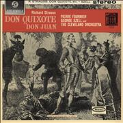 Click here for more info about 'Don Quixote / Don Juan - 1st'