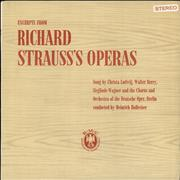 Click here for more info about 'Excerpts from Richard Strauss's Operas'