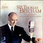 Click here for more info about 'Richard Strauss - Sir Thomas Beecham conducts... Ariadne auf Naxos & Elektra'
