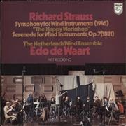 Click here for more info about 'Richard Strauss - Strauss: Symphony For Wind Instruments