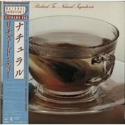 Richard Tee Natural Ingredients Japan vinyl LP Promo