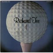 Richard Tee Strokin' UK vinyl LP