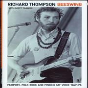 Click here for more info about 'Richard Thompson - Beeswing: Fairport, Folk Rock and Finding My Voice 1967–75'