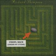 Click here for more info about 'Richard Thompson - Crawl Back'
