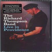 Click here for more info about 'Richard Thompson - Live In Providence'