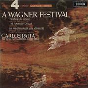 Click here for more info about 'Richard Wagner - A Wagner Festival'