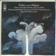 Click here for more info about 'Richard Wagner - Boulez Conducts Wagner'
