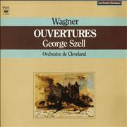 Click here for more info about 'Richard Wagner - Overtures - George Szell'