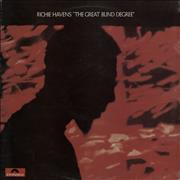 Click here for more info about 'Richie Havens - The Great Blind Degree'
