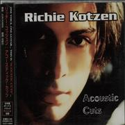 Click here for more info about 'Richie Kotzen - Acoustic Cuts'
