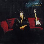 Click here for more info about 'Richie Kotzen - Change'
