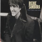 Click here for more info about 'Richie Sambora - Hard Times Come Easy'