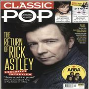 Click here for more info about 'Rick Astley - Classic Pop - September 2018'