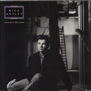 Click here for more info about 'Rick Astley - Hold Me In Your Arms'