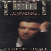 Click here for more info about 'Rick Astley - It Would Take A Strong Strong Man'