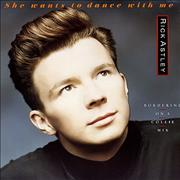 Click here for more info about 'Rick Astley - She Wants To Dance With Me Remix'