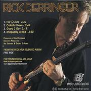 Click here for more info about 'Rick Derringer - Hot & Cool'