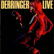 Click here for more info about 'Rick Derringer - Live'