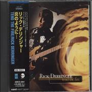 Click here for more info about 'Rick Derringer - Tend The Fire'
